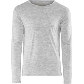 Devold M's Breeze Shirt Grey Melange